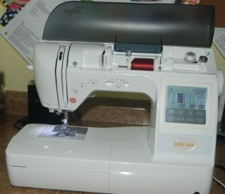 Babylock Ellure Plus Sewing Embroidery Machine