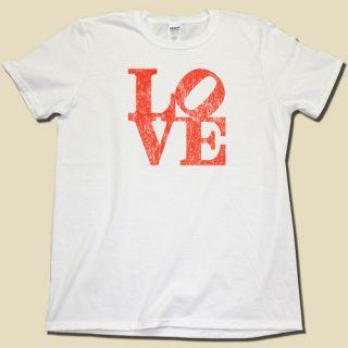 Love Park Skateboard T Shirt Bam Margera Cool Skate Tee