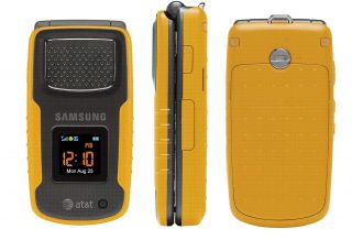 Samsung Rugby Cell Phone at T SGH A837 Rugged Camera GPS Weatherproof