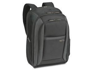 New Solo Sterling 16 Checkfast Laptop Backpack Black Ballistic Poly