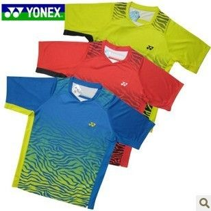 New 2011 Yonexx Men Team Malaysia Badminton Shirt 1030A