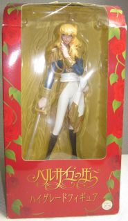 Versaiyu no Bara The Rose of Versailles Lady Oscar Doll Collector s