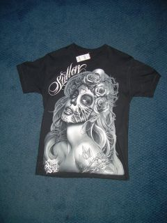 Sullen Collective Mens T Shirt Small s Black Short Sleeve New with