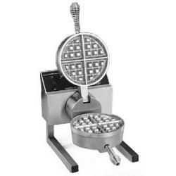 Belgian Waffle Baker Iron Non Stick Heavy Duty Commercial Catering