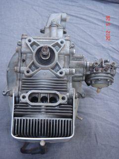 vintage go kart west bend engine chrysler mini bike 820 engine