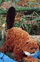 Crochet Baby Animals Beaver Vintage Annies Attic