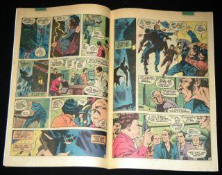 Detective Comics starring Batman 497 DC Comics 1980 Batgirl A Murderer