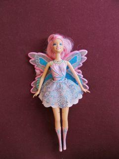 Barbie Fairytopia Mermaidia Glitter Swirl Fairy Doll