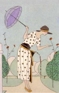 Fashion Gallery Loose Notecards Greeting Cards Art Deco