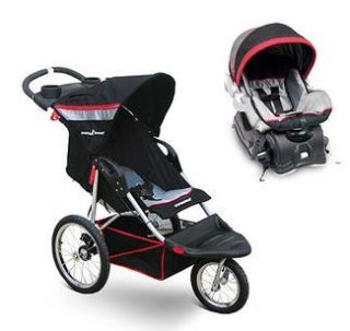 Baby Trend Magnum Expedition Travel System Stroller
