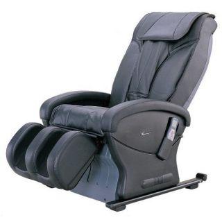 King Kong Back Massager Chair Model 5517B Black