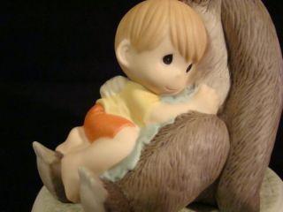 Precious Moments Disney Baloo Simple Bare Necessities