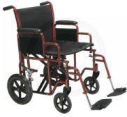 Drive Medical Bariatric Steel Transport Chair BTR20 B BTR20 7 BTR22 R