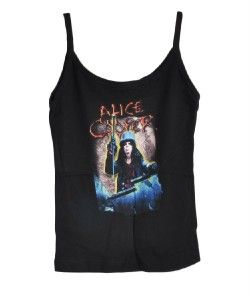 Original Alice Cooper Womens Tank Top Shirt Medium