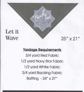 Freedom Bargello - Wholesale Quilt Patterns