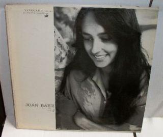 rare mono folk joan baez vol 2 vanguard vrs 9094