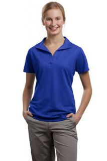 New Sport Tek Ladies Micropique Sport Wick Sport Shirt
