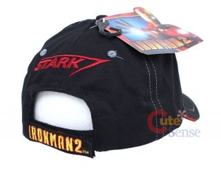 Marvel Iron Man Baseball Cap Hat Adjustable Kids Cap