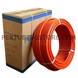 PEX Al PEX Tubing for Floor Heating Baseboards Outdoor Wood Boilers