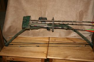 Browning FOX 2 II Compound RH Youth Bow KWIVER HUNTING CAMO LADIES