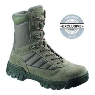 BATES TACTICAL SPORT SZ GREEN BOOTS (us military army combat swat