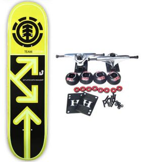 ELEMENT SKATEBOARDS Complete Skateboard HIGHLIGHT DROP DOWN 7 75