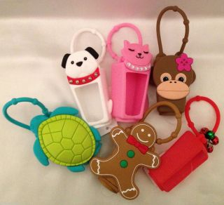 Bath Body Works PocketBac Hand Sanitizer Gel Hanging Holder Pocket Bac