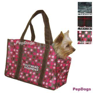 Kyjen Outward Hound Dog Pet Cat Eco Lightweight Carrier Shoulder Bag