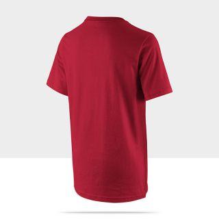 Nike Logo   Tee shirt pour Garçon (8 15 ans)