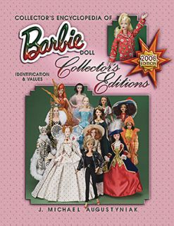 of Barbie Doll Collectors Editions 2nd Ed Price Guide