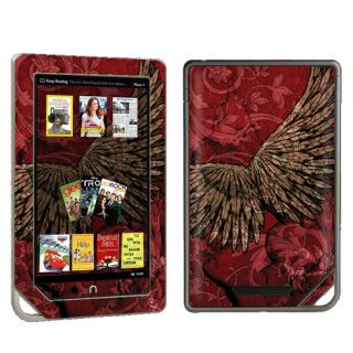 Vinyl Case Decal Skin to Cover Barnes Noble Nook Color Tablet