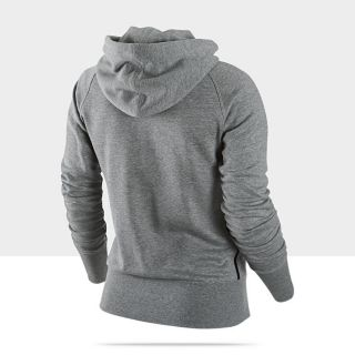 Nike AW77 DWR Full Zip Womens Hoodie 445159_063_B