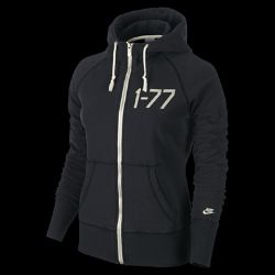 Nike AW77 Dominate Full Zip Womens Hoodie