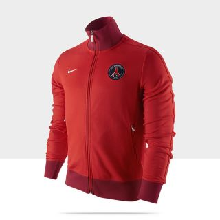 Paris Saint Germain Authentic N98 Mens Football Track Jacket