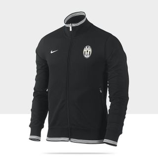 Juventus FC Authentic N98 Mens Soccer Track Jacket