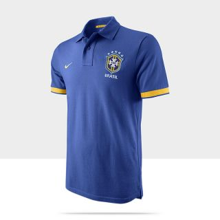 Brasil CBF Grand Slam Mens Polo Shirt 447955_493_A