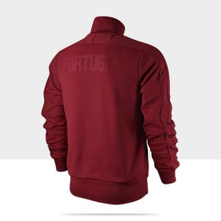 Portugal Authentic N98 Mens Soccer Track Jacket
