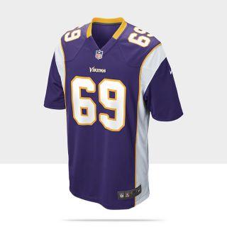 NFL Minnesota Vikings (Jared Allen) Mens American Football Home Game
