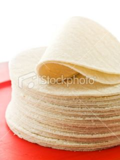 stock photo 13563044 mexican corn tortillas