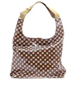 Image 1 of Orla Kiely Tiny Teacup Print Classic Super Maxi Bag