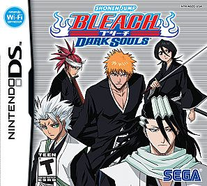 Bleach Dark Souls Nintendo DS, 2008