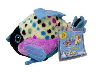 Webkinz Lil Polka Back Fish