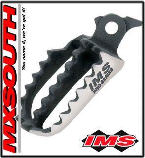 IMS Pro Series Footpegs Honda CRF50 70 80 2004   2010 Motocross Enduro