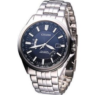 New Citizen Eco Drive Mens Wristwatch (Mens Watch, GN 4W S, H144