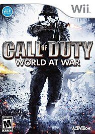 Call of Duty World at War Wii, 2008