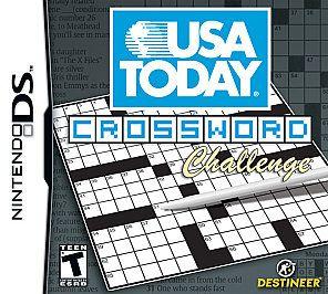USA Today Crosswords Nintendo DS, 2008