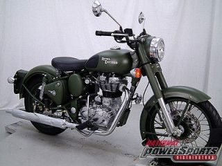 Royal Enfield  BULLET C5 MILITARY 2012 ROYAL ENFIELD BULLET C5