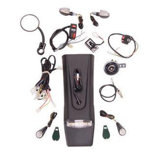 Tusk Motorcycle Enduro Lighting Kit Fits 2005 To 2009 HONDA CRF450X