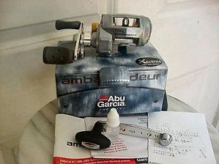Brand New In Box Abu Garcia Ambassadeur Revo Toro 50 Low Profile