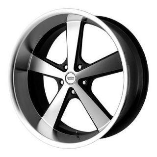 16 inch black nova wheels rims 5x4.75 5x120.65 chevy s10 blazer gmc